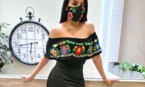 Vestidos artesanales casuales